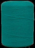 Turquoise yarn